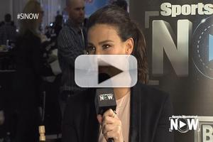 STAGE TUBE: Idina Menzel Talks Upcoming National Anthem Performance & More on SI NOW