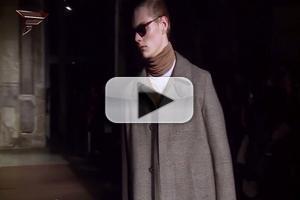 VIDEO: CERRUTI Paris Menswear A/W Collection 2015