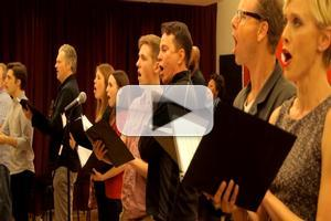 BWW TV: Back to the Old Red Hills of Home- Meet the Company of PARADE- Jeremy Jordan, Laura Benanti, Andy Mientus, Joshua Henry & More!