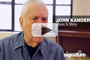 STAGE TUBE: Behind the Scenes of KID VICTORY at Signature Theatre with John Kander!