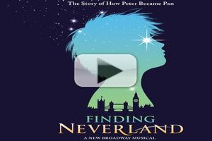 Notable New FINDING NEVERLAND Social Media Video