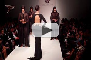 VIDEO: Alexis Monsanto Style Fashion Week S/S 2014