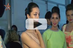 VIDEO: SAUNDER Middle East Fashion Week S/S 2015