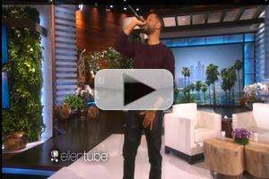 VIDEO: Will Smith Performs Spontaneous 'Fresh Prince' Rap on ELLEN!