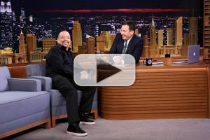 VIDEO: Ice T Sounds Off on 'Fifty Shades of Grey' & More on TONIGHT