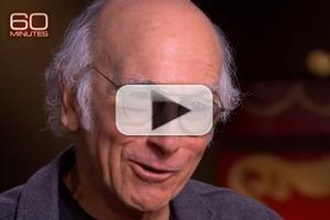 VIDEO: Sneak Peek - Larry David to Talk FISH IN THE DARK & More on '60 Minutes'