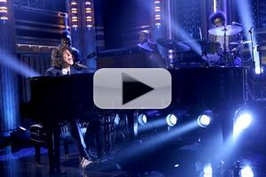 VIDEO: Tobias Jesso Jr. Makes Network TV Debut on TONIGHT SHOW