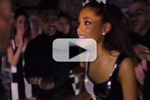 VIDEO: Ariana Grande Shares Concert Scare on Twitter: 'I Almost Died'
