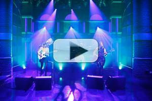 VIDEO: Sleater-Kinney Perform 'Price Tag' on LATE NIGHT