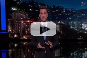 VIDEO: JIMMY KIMMEL Invites Real Doctors to Address Anti-Vaccine Trend!