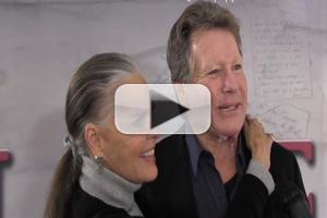 BWW TV: Ali MacGraw and Ryan O'Neal  Prep to Tour the Country in LOVE LETTERS!