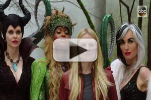 VIDEO: Check Out Newest ONCE UPON A TIME Teaser- 'The Dark One'