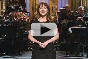 VIDEO: Dakota Johnson Hosts SNL- ALL the Clips!