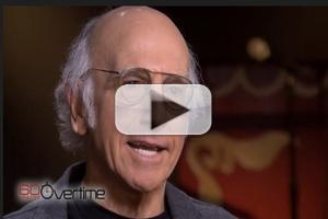 VIDEO: Larry David Talks FISH IN THE DARK; '60 Minutes' Interview & More