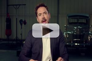 VIDEO: Robert Downey Jr. Announces Contest to Attend World Premiere of Marvel's AVENGERS: AGE OF ULTRON