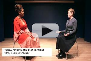 VIDEO: In Performance: RASHEEDA SPEAKING's Tonya Pinkins & Dianne Wiest Perform