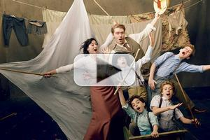 Extensive New Song-Focused FINDING NEVERLAND Video Featurette