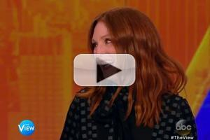 VIDEO: Julianne Moore Talks Oscar Win & More on ABC's THE VIEW