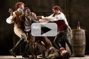 BWW TV: Watch Highlights from Signature Theatre's THE LIQUID PLAIN!