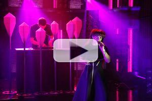 VIDEO: Purity Ring Performs 'Begin Again' on LATE NIGHT