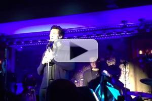 STAGE TUBE: Aaron Lazar Performs Cut Song from Sting's THE LAST SHIP at 54 Below