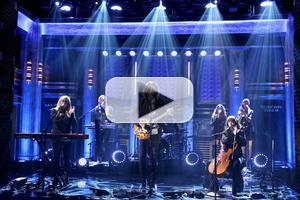 VIDEO: Hozier Performs New Single 'Work Song' on TONIGHT SHOW