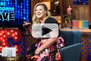 VIDEO: Kelly Clarkson Talks Justin Guarini, Reba McEntire & More on WATCH WHAT HAPPENS LIVE