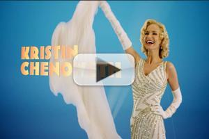 Kristin Chenoweth Shares Hilarious Backstage Video From ON THE TWENTIETH CENTURY