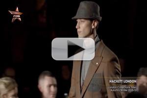 VIDEO: Hackett London F/W 2015 Collection