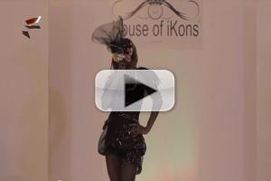 VIDEO: Fashionistas at House of Ikons London Fashion Week S/S 2015