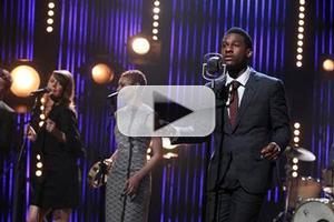 VIDEO: Leon Bridges Performs 'Better Man' on JAMES CORDEN