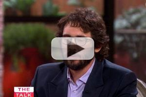 VIDEO: Josh Groban Talks Celine Dion & Ailing Husband: 'Her Voice Gives Him Life'