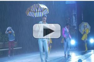 VIDEO: First Look - NEW YORK SPRING SPECTACULAR's 'Singing in the Rain' Number
