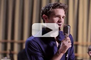 STAGE TUBE: Dan DeLuca & NEWSIES Tour Cast Perform 'Shut Up and Dance' on Disney Playlist!