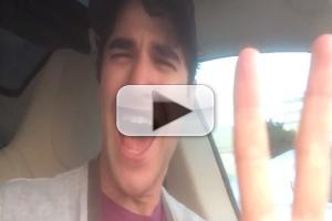 STAGE TUBE: HEDWIG's Darren Criss Is 'Hopelessly Devoted to You'