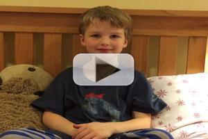 STAGE TUBE: 6-Year-Old Theatre Critic Iain Armitage on the Art of Collecting Playbills!