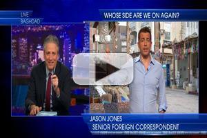 VIDEO: Jason Jones Bids Farewell on Last Night's THE DAILY SHOW