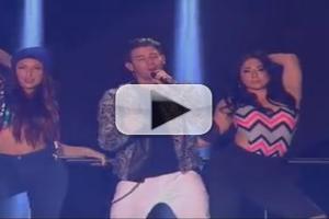 VIDEO: Nick Jonas, Jennifer Hudson and More Perform at KIDS' CHOICE AWARDS