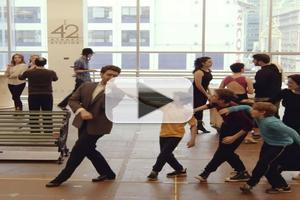 STAGE TUBE: Meet the Boys of FINDING NEVERLAND!