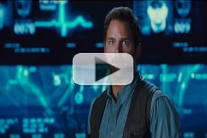 VIDEO: Watch Chris Pratt in All New JURASSIC WORLD TV Spot