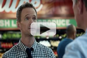 VIDEO: Neil Patrick Harris Appears in Two New TV Spots for Heineken Light!