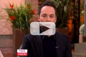 VIDEO: Jim Parsons Chats Hollywood Walk of Fame Honor on THE TALK