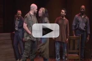 STAGE TUBE: First Look at Highlights of Denver Center's World Premiere of THE 12 -  Terence Archie, Mike Backes, Anthony Fedorov & More!