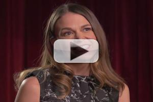 STAGE TUBE: Tony Winner Sutton Foster on How Theatre Educators Impacted Her Career