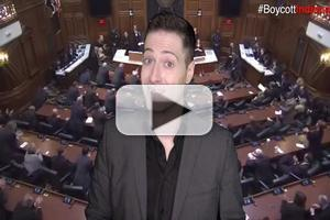 STAGE TUBE: Randy Rainbow Reacts to Indiana's Anti-Gay Legislation in Song!