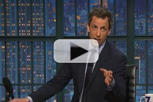 STAGE TUBE: Seth Meyers Recounts His Parents' Trip to DOCTOR ZHIVAGO!