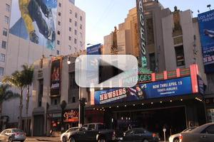 BWW TV: NEWSIES Tour Makes a Stop at LA's Pantages Theatre!