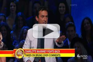 VIDEO: DWTS Castoff Fights Back Against Adult Bullying