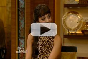 VIDEO: GIGI's Vanessa Hudgens Talks Broadway Debut on 'Live': 'I Made It, It's Happening!'