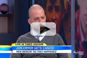 VIDEO: Jon Cryer Talks New Memoir 'So That Happened' on GMA